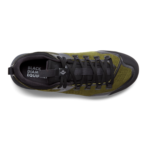 Black Diamond Mission XP Leather Low - Men's Approach Shoe - Top - Online at Mountain Mail Order South Africa