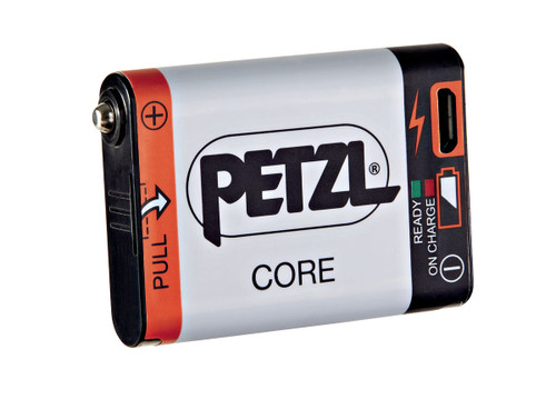 Petzl Core Rechargeable Battery @http//www.mountainmailorder.co.za