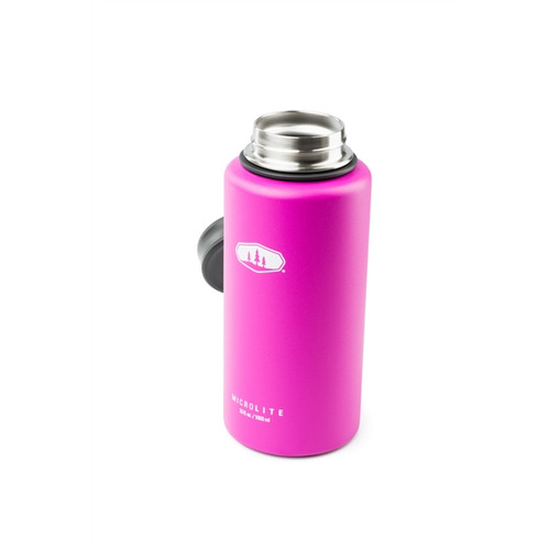 GSI Outdoors Microlite Twist Flask 1L Fuschia