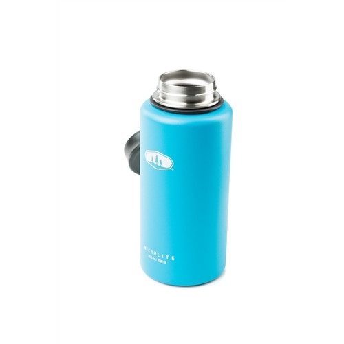 GSI Outdoors Microlite Twist Flask 1L Blue