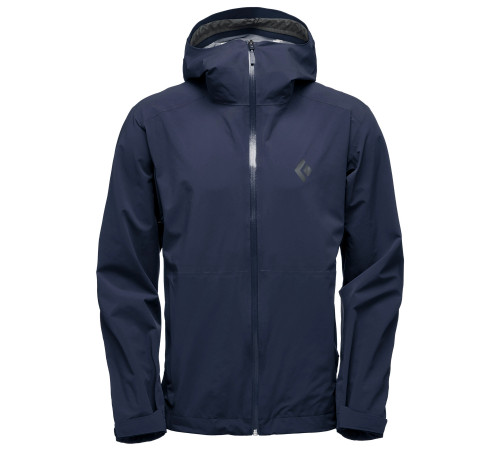 Black Diamond Stormline Rain Jacket Captain @mountainmailorder.co.za