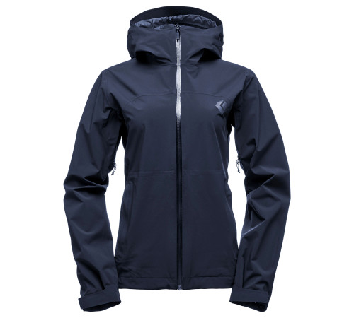 Black Diamond Stormline Stretch Rain Shell - Women's