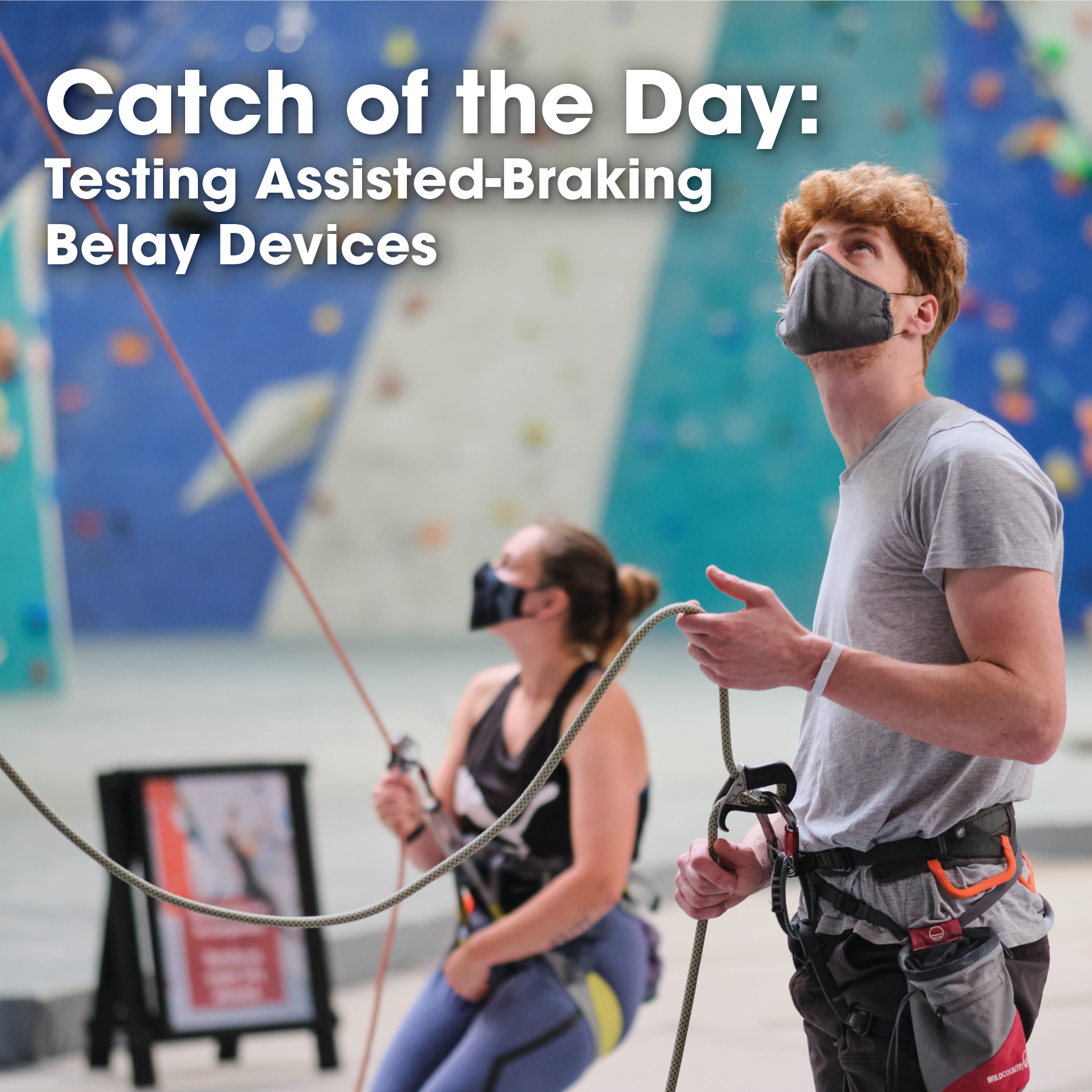 Catch of the Day: Testing Assisted-Braking Belay Devices