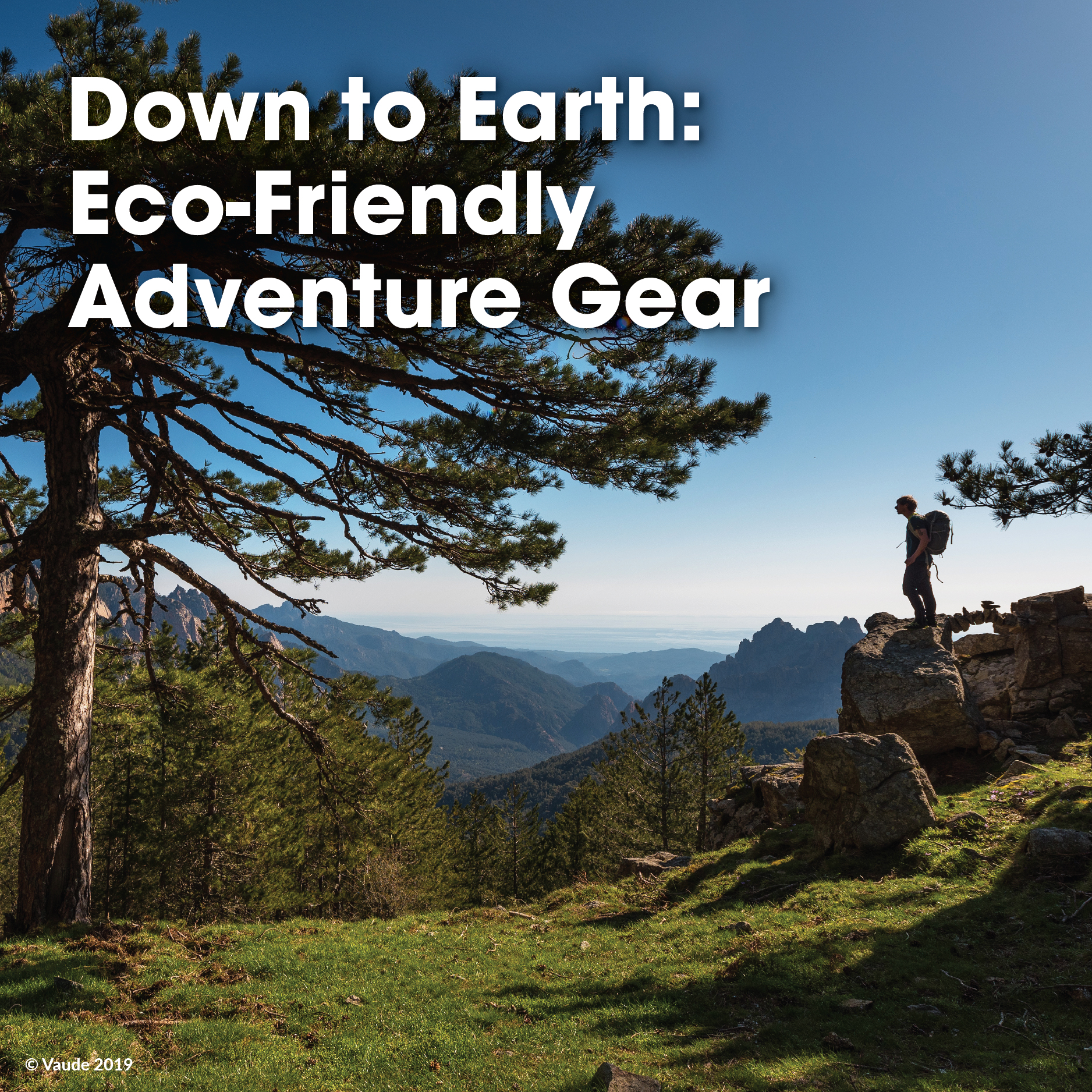 Down to Earth: Eco-Friendly Adventure Gear