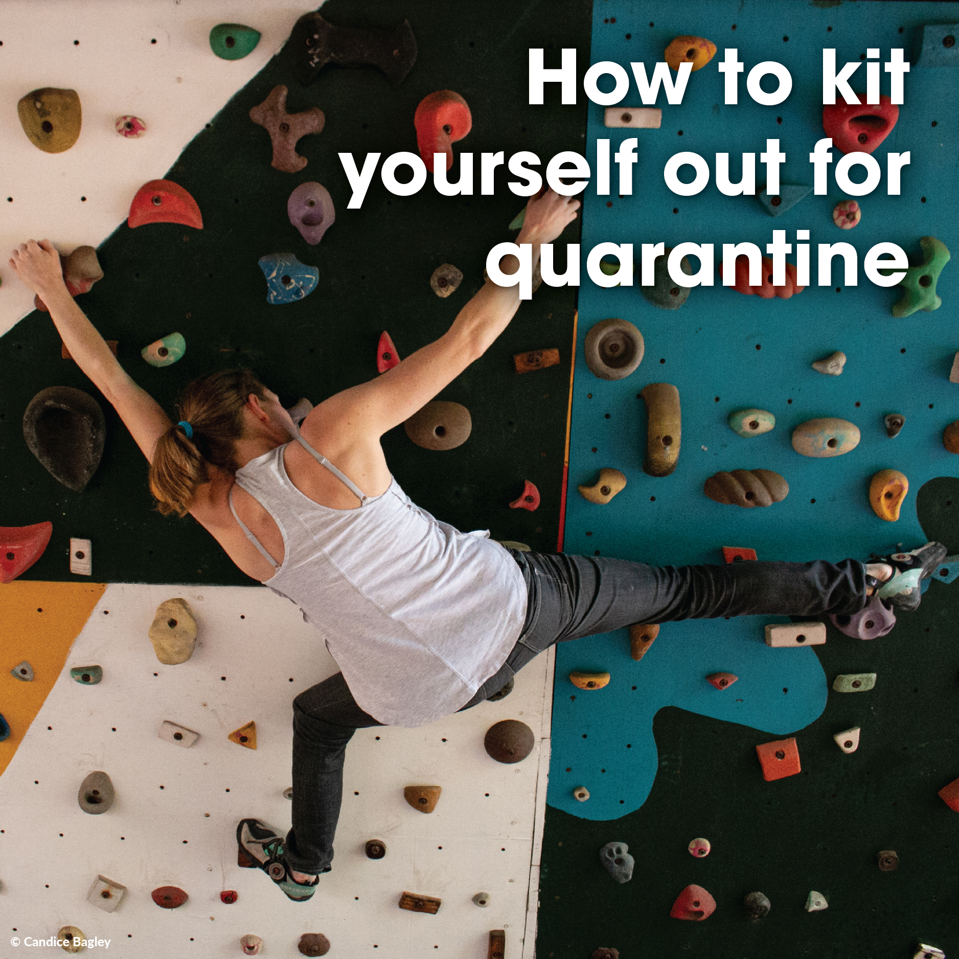 How to kit yourself out for quarantine