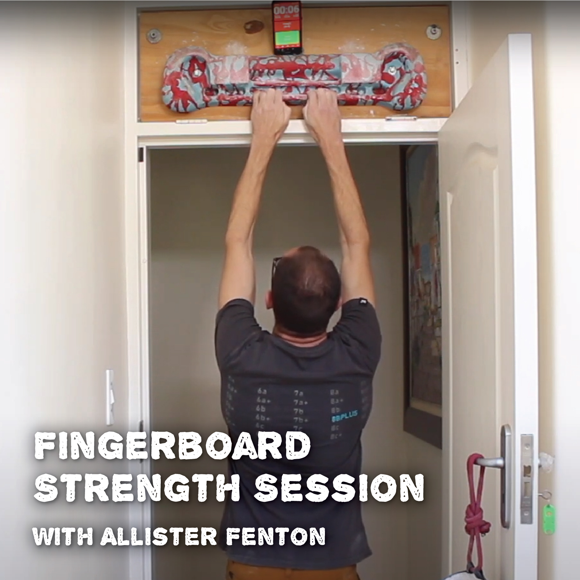 Fingerboard Strength Session