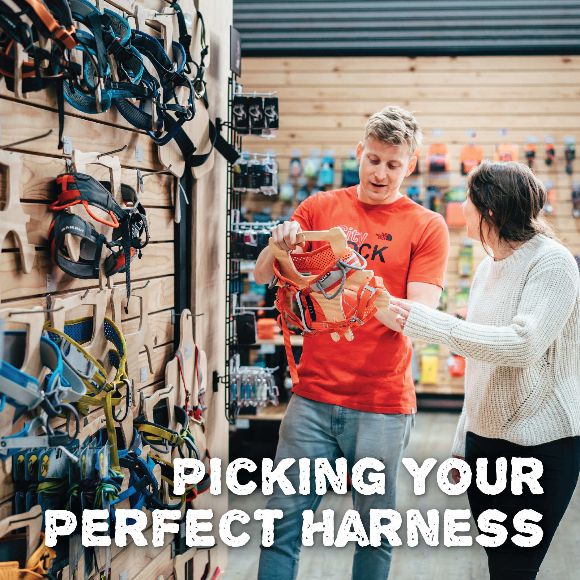Picking your Perfect Harness