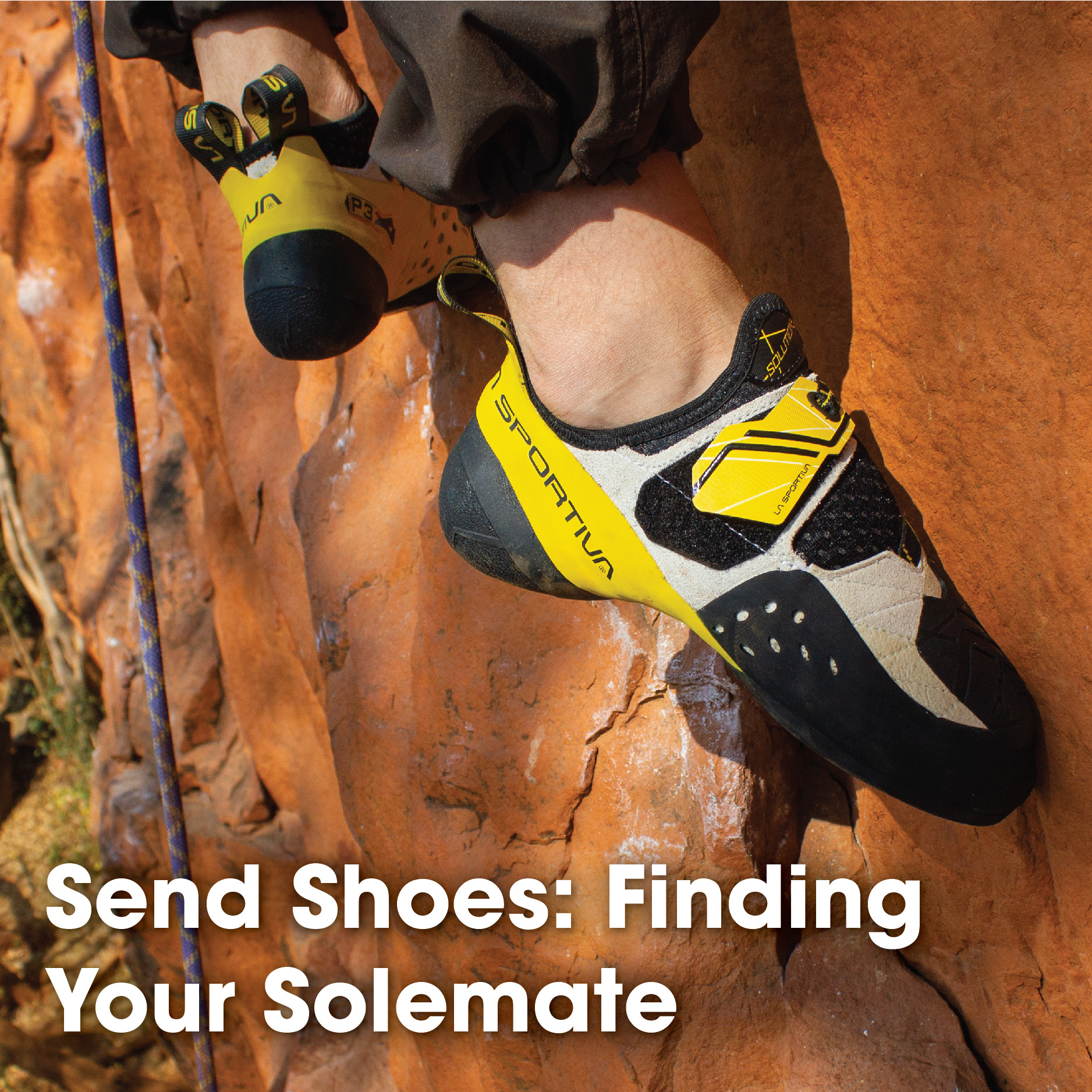 Send Shoes: Finding Your Solemate