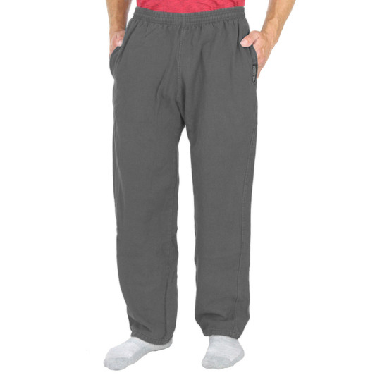 70efc158 THICK 100% All-Cotton CUFFED SWEATPANTS for MEN by CottonMill