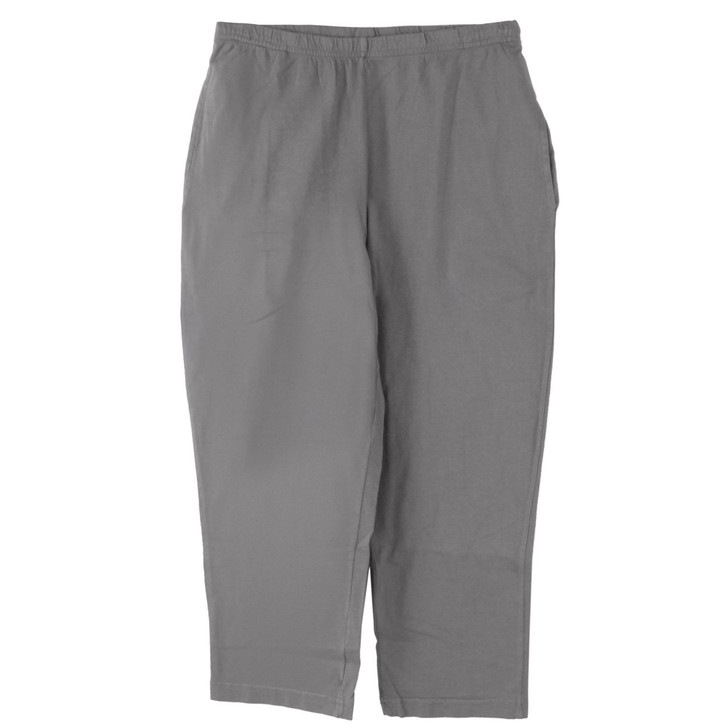 Capri 100% Cotton Ladies Pants With Side Pockets