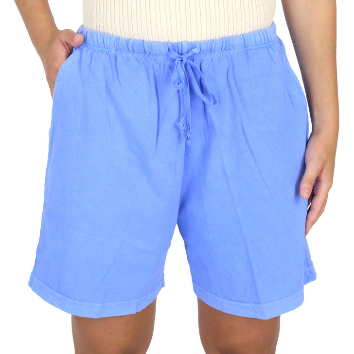 100% Cotton Jersey Summer Shorts for Women Peri
