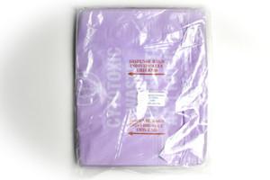 Cytotoxic Waste Bag Purple 50's 925mm x 540mm x 60um