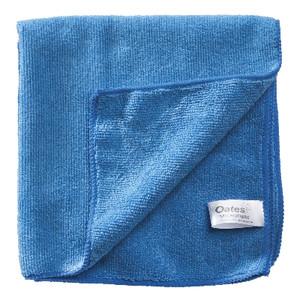 Oates Microfibre All Purpose Cloth, Blue, (MF-034B), Each