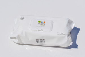 Cleanse Care Wipes Pack/80
