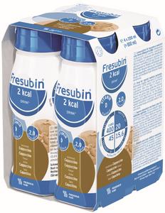 Fresubin 2kcal DRINK 200mL EasyBottle Cappuccino, Pack/4