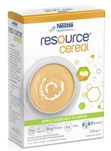 Resource Cereal Apple-Hazelut 450g, Each