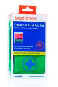 Bodichek First Aid Kit 62pc