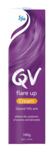 QV Flare Up Cream 100g Tube, Each