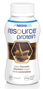 Resource Protein Chocolate 200ml Bottle, Pack/4