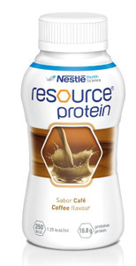 Resource Protein Coffee 200ml Bottle, Pack/4