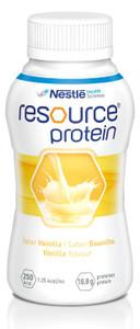 Resource Protein Vanilla 200ml Bottle, Pack/4