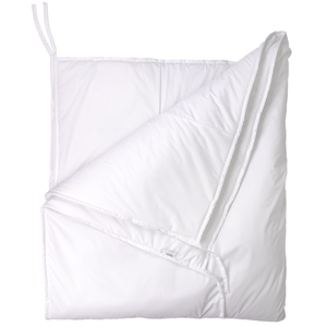 NIGHT N DAY Waterproof Doona, 250gsm, Single (140x210cm), White, Each