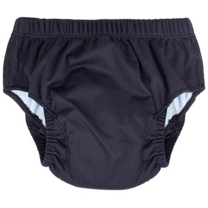 NIGHT N DAY Unisex Super Absorbent and Waterproof ('All-in-One') Easy-open Velcro Side-Opening Pant w/ elastic winged-legs for allowance of booster pad insertion, elastic waist, Large (W75-105cm),1000mL capacity, Each