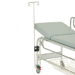 IV Pole Only Stainless Steel