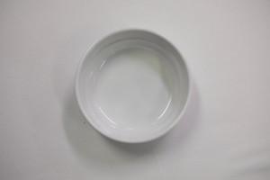 Small Bowl (Fruit) 11.4cm diameter, 3.8cm height, white, carton 72 pcs