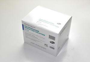 Chlorhexidine Aqueous 0.1% Blue Irrigation Solution  30ml Box/30
