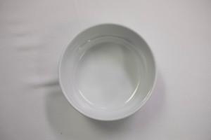 Big Bowl, (Yoghurt), White, 11.3cm diameter, 5.2cm height, carton 72