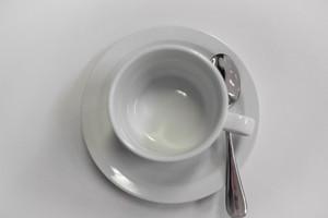 Tea Cup, White, Carton 72 pcs