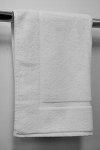 Bath Mat, White, 50x70cm 800gsm, Carton 40pcs