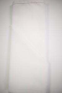 Napkin 50x50cm 225gsm, White, Carton 300pcs