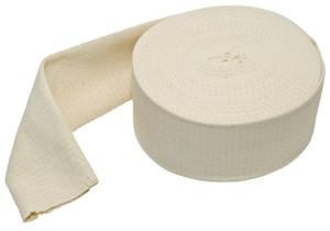 Tubular Form Elastic Support Bandage Straight Size B Natural Latex Free Box10m