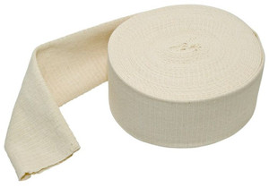 Tubular Form Elastic Support Bandage Straight Size H Natural Latex Free Box10m