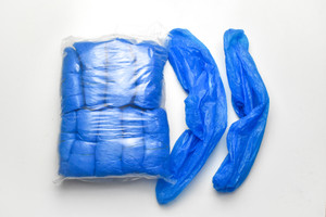 Blue Over Shoe Covers Bag 100