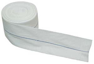 Tubular Band Retention Bandage Large Limb (Latex Free), Blue, 24-36cm, Roll/10m
