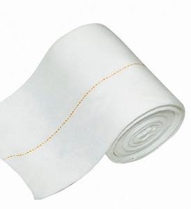 Tubular Band Retention Bandage Head/Trunk (Latex Free), Yellow, 35-65cm, Roll/10m