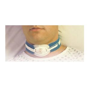 Tracheostomy Strap Velcro Fastners, Each
