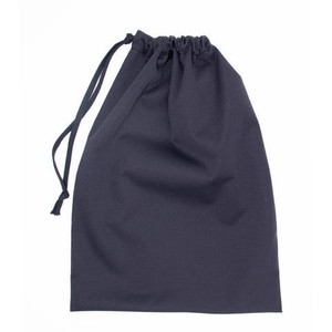 NightNDay Waterproof Bag, Draw String Fastening, Small W30cm x L45cm, Navy Blue, Each