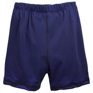 Adults Unisex Swim Short Navy XL, Each