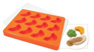 Flavour CreationsShape It Mould #7 - 50mL Melon Pumpkin, Each