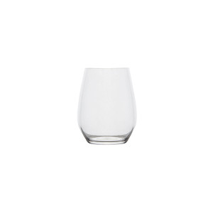 Vino Stemless 400ml Polysafe (PS-46) With Pour Line @150ml, Each