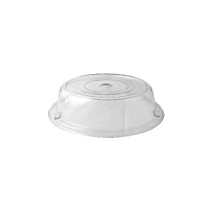Plate Cover P/Carb 230mm Clear Carton/12