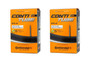 2x Continental MTB 29x1.75/2.5 29er Inner Tubes 60mm Presta Valve