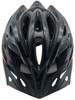 Funkier F-365 Leisure Urban Inmold Helmet in Black/Red All Sizes