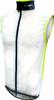 Funkier Evo Windbreaker Gillet | Black/Yellow | WV-1510