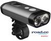 Ravemen PR1200 USB Rechargeable DuaLens Front Light w. Remote | 1200 Lumens