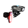 Niterider Lumina Mirco 650 and Sabre 80 Light Set USB Rechargeable